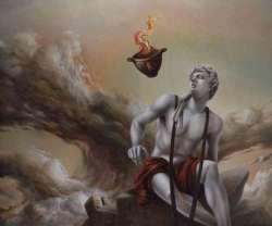 Il fuoco (di Prometeo) greco e il futuro degli uomini in Europa