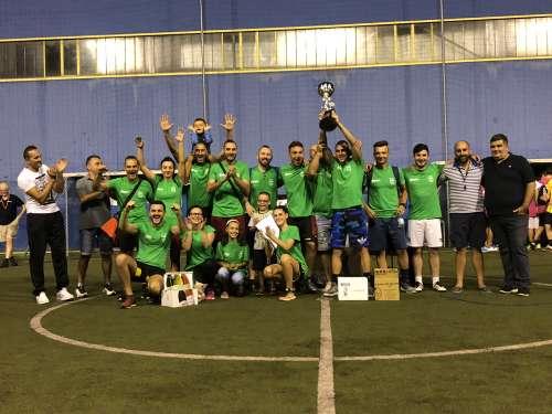 Torre de' Passeri, la Cicuff 4.0 vince il trofeo delle Torriadi 2018