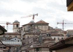 Terremoto, L'Aquila modello di ricostruzione per Norcia e Spoleto.