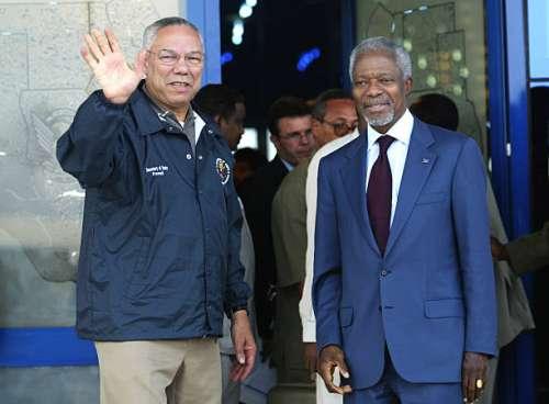 Se ne va (con le sue ombre) l'ex capo dell'Onu Kofi Annan