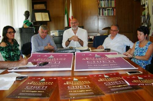 Chieti, XVIII Edizione 'Settimana Mozartiana', 1000 euro alla migliore esibizione