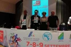 Presentati i Campionati Assoluti di Atletica Leggera