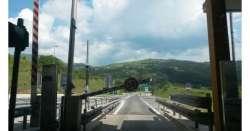 A24, chiusura Teramo Ovest - Val Vomano