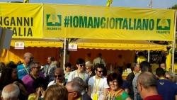 CETA, anche Coldiretti Abruzzo in piazza a Roma