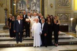 Il Coro Polifonico di Santa Maria Arabona ospite a San Pietro