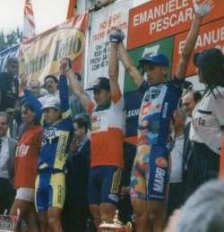 Ciclismo, su il sipario sulla 71esima edizione del Trofeo Matteotti