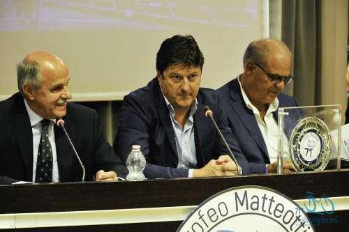 Presentata a Pescara la 71°edizione del Trofeo Matteotti