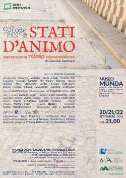 L'Aquila, torna il teatro cinematografico di Gentilucci al MuNDA