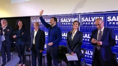 """Abruzzo, centrodestra e Salvini """"nazionale"""": verso le regionali, parla Tagliente"""