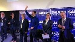 Abruzzo, centrodestra e Salvini