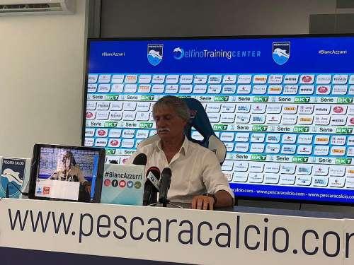 Il Pescara sabato ospita il Foggia