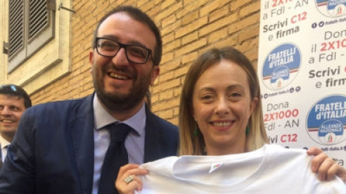 L'Aquila, ecco la nuova Giunta Biondi: Liris di Forza Italia vice