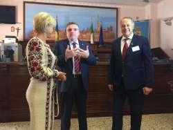 Impresa, delegazione ucraina in Abruzzo