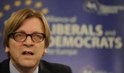 Verhofstadt, Regno Unito migliori l'offerta sui cittadini comunitari o Parlamento europeo porrà veto