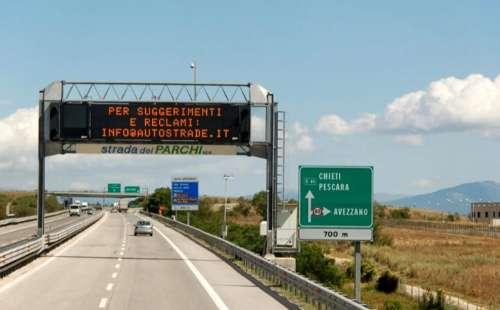 """Messa in sicurezza A24/A25, Febbo: """"Modificare il Decreto Genova"""""""
