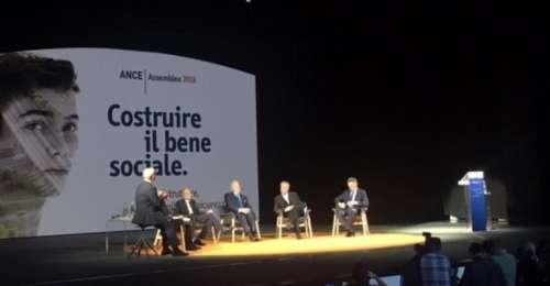 Anche Chieti Pescara all'Assemblea nazionale ANCE: ecco le priorità per l'Abruzzo