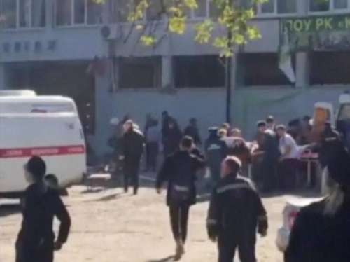 Strage in Crimea, bomba fa 18 morti in college