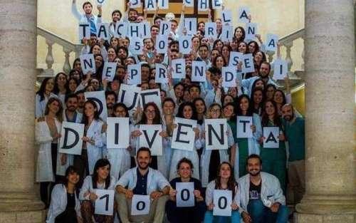 Ma comunque vada, all'Italia servono più medici...