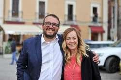 Verso le Regionali: la Meloni sceglie il made in Abruzzo