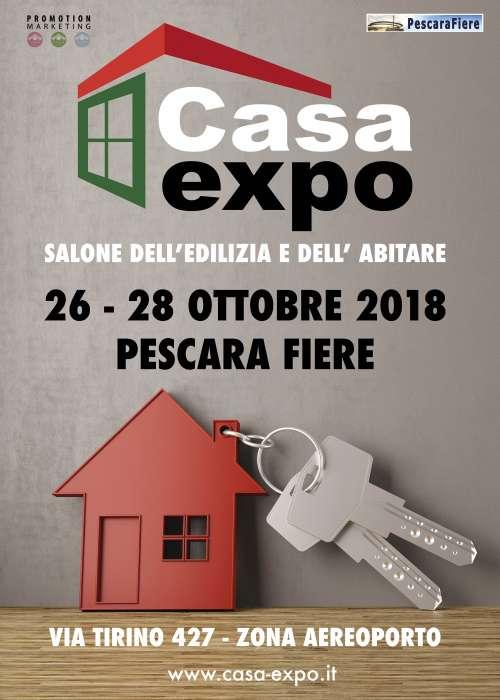 Casa Expo: tutte le novità dell'edilizia e dell'abitare a Pescara