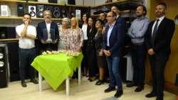 Chieti: premiata l'azienda teatina HiFi Di Prinzio, azienda leader nell'alta fedeltà