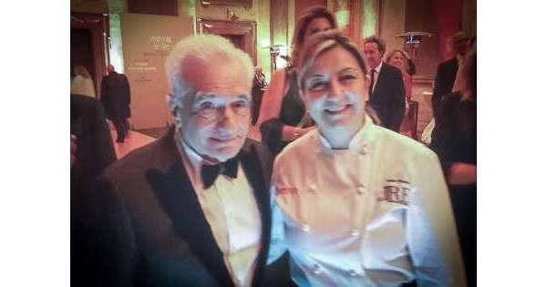 Sapori d'Abruzzo per cena gala Scorsese