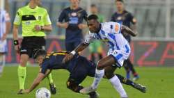Pescara, Lecce battuto e vetta riconquistata