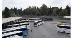 Terminal bus Roma, lunedì mobilitazione