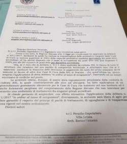 Cliniche d'Abruzzo, due pesi e due misure