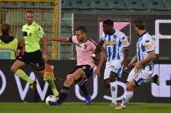 Il Palermo ne fa tre al Pescara (che perde il primato in classifica)