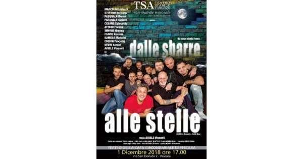Insinna a teatro con detenuti Pescara