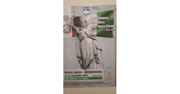 Come diventammo una Repubblica a Pescara