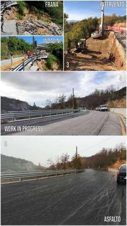 Viabilità, avviati i lavori sulla strada provinciale 17 Bis