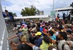 Trump sui migranti in Messico: