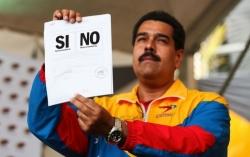 Venezuela: milioni di no alla Costituente di Maduro