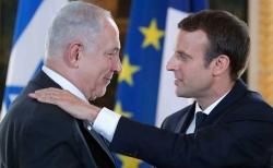 "Medio Oriente: Macron per una ""soluzione a due Stati"""