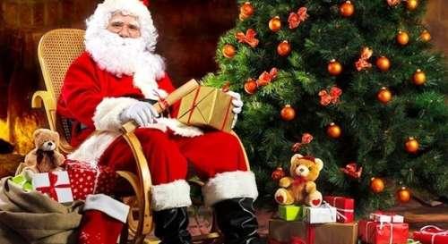 Tutti a Villa Oliveti di Rosciano per il Villaggio di Babbo Natale!