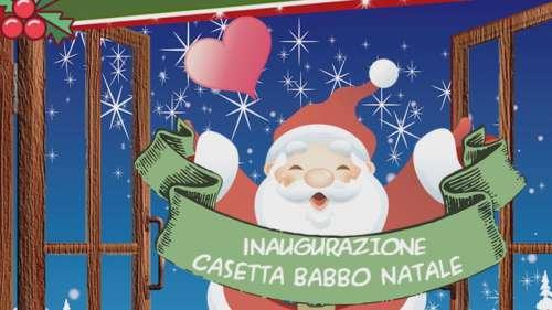 San Giovanni Teatino, tutti a Casa di Babbo Natale