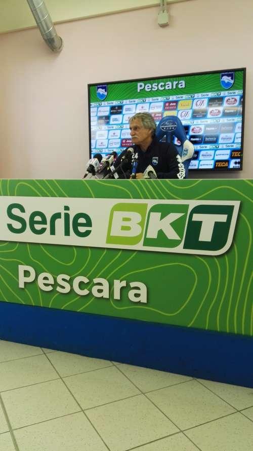 Pescara, obiettivo vittoria contro il Carpi
