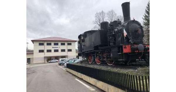 Sulmona, inaugurata nuova stazione
