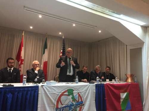 Cram, a Montreal summit con le associazioni nordamericane