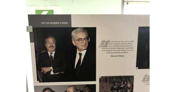 Mostra Ansa Falcone/Borsellino a Chieti