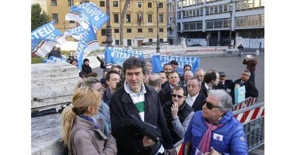 Verso le Regionali: Marsilio, candidato a governatore