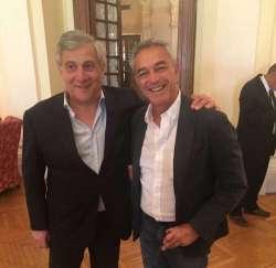 """Forza Italia su Marsilio candidato: """"Sua iniziativa"""""""