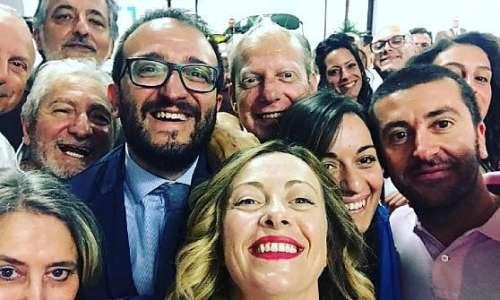 Verso le regionali, Marsilio sì: parla Biondi