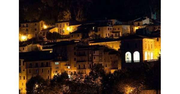 Ermal Meta per 'Abruzzo dal vivo Winter'