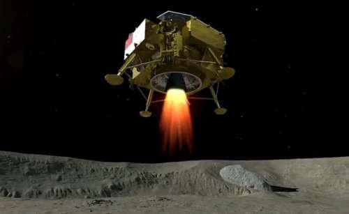 Cina di nuovo sulla Luna con la sonda Chang'e-4