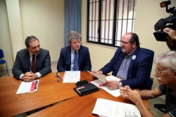 Abruzzo, Mazzocca: firmato accordo per incrementare differenziata carta