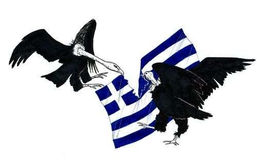 Grecia, la crisi di governo e il salto nel buio delle obbligazioni