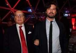 Anche Pietrucci alla cena romana (della Chirico) con Boschi e Salvini